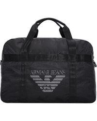 Armani Jeans - Borsone Holdall - Lyst
