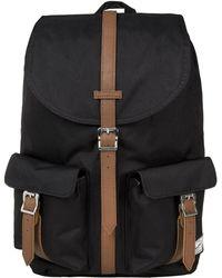 2abb1d12d42 Herschel Supply Co. Herschel Dawson Navy Velvet Backpack in Blue - Lyst