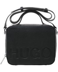 HUGO - Mayfair Box Handbag - Lyst