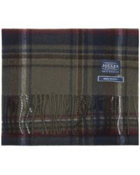 Joules - Tytherton Scarf - Lyst