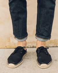 Soludos - Mesh Derby Lace Up - Lyst