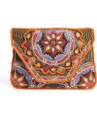 South Moon Under - Envelope Decorated Crossbody Bag - Lyst