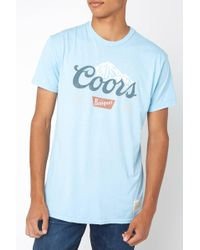 South Moon Under - Coors Graphic Tee - Lyst