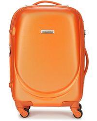 David Jones - Marquis 65 Men's Hard Suitcase In Multicolour - Lyst