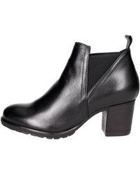 Keys - 1139 Women's Low Boots In Black - Lyst