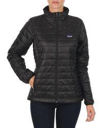 Patagonia - Nano Puff Women's Jacket In Black - Lyst