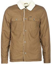 Volcom - Keaton Jkt Men's Jacket In Brown - Lyst
