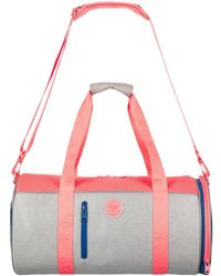 Roxy - El Ribon2 - Bolsa De Viaje Deportiva Mediana Women's Travel Bag In Grey - Lyst