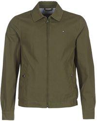 Tommy Hilfiger | New-ivy-jkt Men's Jacket In Green | Lyst