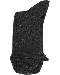 Polder - Rika Socks 49082 Anthracite Women's Socks In Grey - Lyst