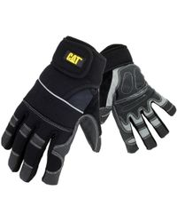Caterpillar - CAT 12217 ADJUSTABLE hommes Gants en Noir - Lyst
