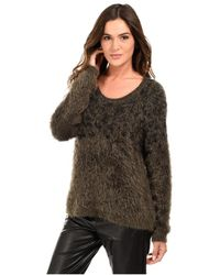 Mado Et Les Autres - Pullover Olympe-2 Women's Jumper In Black - Lyst