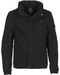 Bench | Easy Cotton Mix Men's Jacket In Black | Lyst