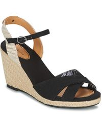 Pepe Jeans - Shark Basic Women's Court Shoes In Black - Lyst