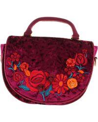Irregular Choice - Casa Blanca Women's Handbags In Red - Lyst