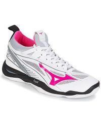 e2b2d71f5731 Mizuno Wave Phantom Womens Women's Shoes (trainers) In Multicolour - Lyst