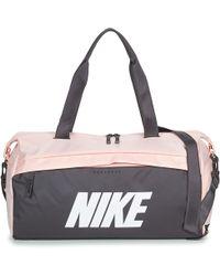 Nike Alph Adpt Crssbdy Dfflm Men s Sports Bag In Black in Black for ... 1a34d66df617c