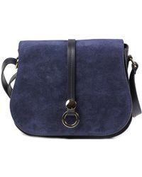 Toscanio - 967 Men's Shoulder Bag In Multicolour - Lyst