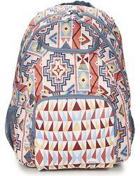 Roxy - Shadow Swell Women's Backpack In Multicolour - Lyst