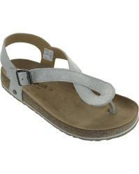 Haflinger - Lena Women's Sandals In White - Lyst