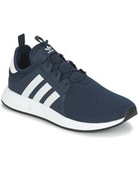 timeless design 03116 d6b3b adidas - X plr Women s Shoes (trainers) In Blue - Lyst