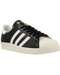 new concept 668c7 f10c8 adidas - Superstar 80s Men s Shoes (trainers) In White - Lyst