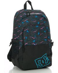 DC Shoes - Mochila Dc Bunker Print Women's Backpack In Multicolour - Lyst