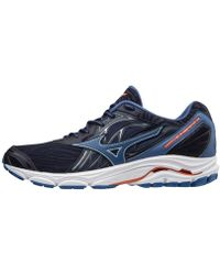 Mizuno - Wave Inspire 14 Men's Shoes (trainers) In Multicolour - Lyst