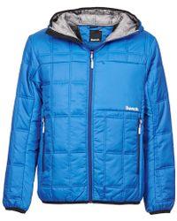 Bench - Cornerstone Men's Jacket In Blue - Lyst