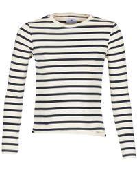 Loreak Mendian - Errexa Women's Sweatshirt In White - Lyst