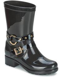 Lemon Jelly - Ella Women's Wellington Boots In Black - Lyst