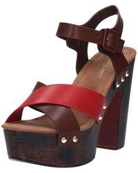 Brigitte Bardot - Bj231 Sandals Women's Sandals In Brown - Lyst