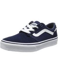 Vans Chaussures CHAPMAN STRIPE 8CBQ2L Vans soldes Qr9yV9Z