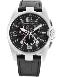 Cerruti 1881 - Cra088n222g_eccr12 Men's Analogue Watches In Black - Lyst
