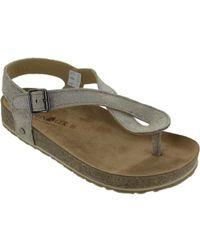 Haflinger - Lena Women's Sandals In Beige - Lyst