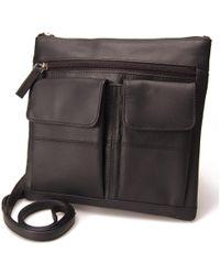 Visconti - - Women's Shoulder Bag In Black - Lyst