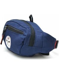 Smith's - Navy Men's Hip Bag In Multicolour - Lyst