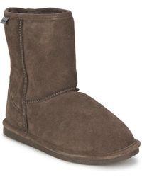 Axelda - - Women's Mid Boots In Brown - Lyst