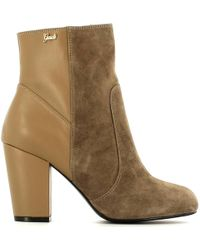 GAUDI - V54 64274 Ankle Boots Women Turtledove Women's Mid Boots In Grey - Lyst