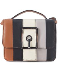 Rebecca Minkoff | Brown Leather Bag Men's Shoulder Bag In Brown | Lyst