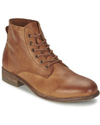 Blackstone - Blatobla Men's Mid Boots In Brown - Lyst