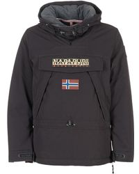 Napapijri - Skidoo Men's Parka In Blue - Lyst