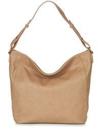 Oxbow - K1falmenta Women's Shoulder Bag In Beige - Lyst