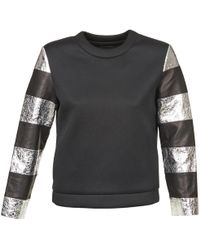 American Retro - Dorothy Women's Sweatshirt In Black - Lyst