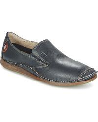 Fluchos - Nautilus Men's Slip-ons (shoes) In Blue - Lyst