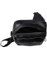 a20f7d9f0ae2 PUMA - Sf Ls Portable Men s Messenger Bag In Black - Lyst