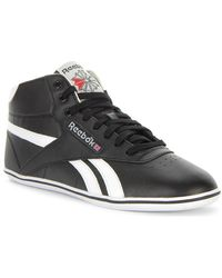 8a268b6b6d0553 Reebok - Cl Explimsole Mid Men s Shoes (high-top Trainers) In Black -