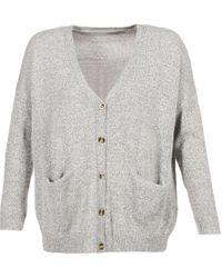 Casual Attitude | Grogri Women's Cardigans In Grey | Lyst