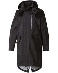adidas - Nmd Shell Jacket hommes Blouson en Noir - Lyst