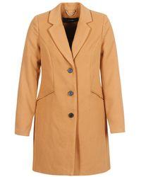 Vero Moda - Vmcindy Women's Coat In Brown - Lyst